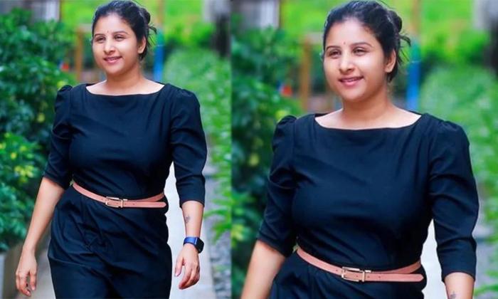 Singer Mangli New Look Photos Goes Viral In Social Media-TeluguStop.com