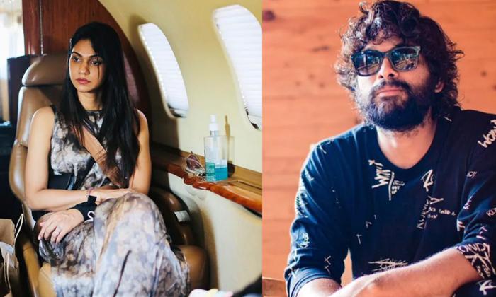 Allu Sneha Has Gained A Huge Fan Following On Social Media-TeluguStop.com