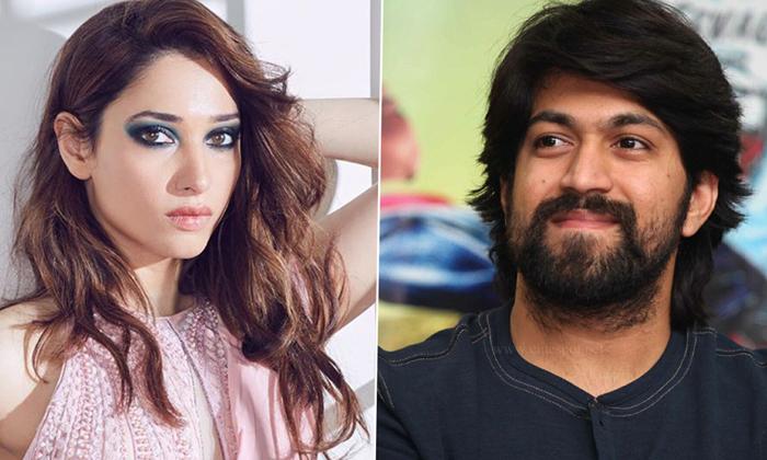 Tamanna Again Act In Pan India Movie-TeluguStop.com