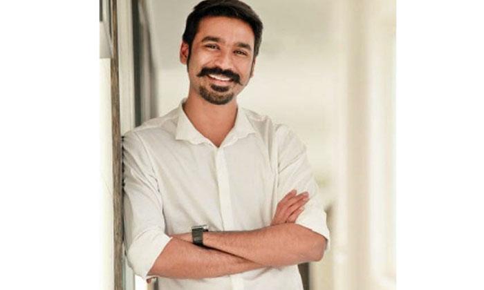 Dhanush Film On Tamil Nadu Real Politics-TeluguStop.com
