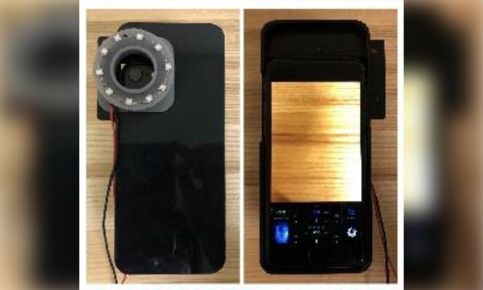 Technology Detect The Harmful Bacteria Using Mobile Camera-TeluguStop.com