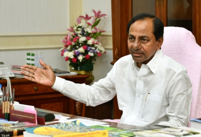 Telangana A Source Of Food Security For Country: KCR-General-English-Telugu Tollywood Photo Image-TeluguStop.com