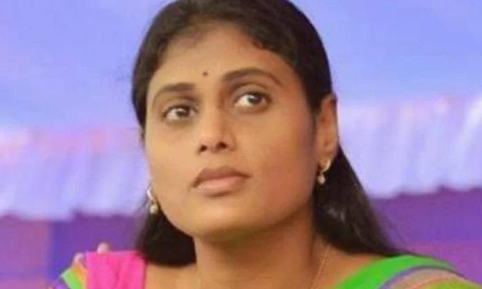Sharmila Ready For Battle Is It A Fight Anymore-కదనరంగానికి సిద్దమైన షర్మిల… ఇక సమరమేనా-Latest News - Telugu-Telugu Tollywood Photo Image-TeluguStop.com