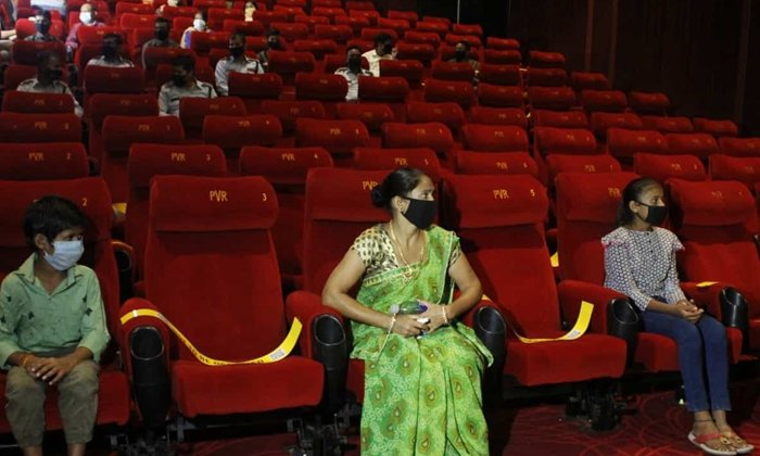 Theaters Open In Telugu States-TeluguStop.com