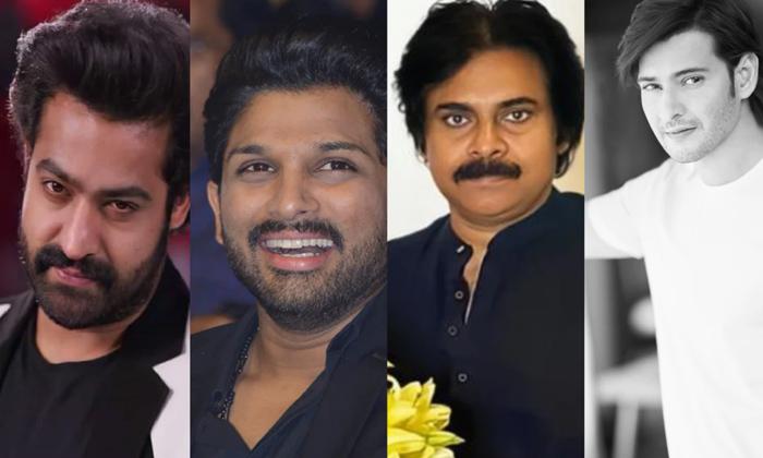 Tollywood Heroes And Social Media Trolling-TeluguStop.com