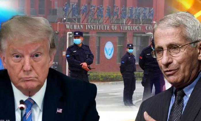 Trump Comments On China Wuhan Lab Virus Leak-TeluguStop.com