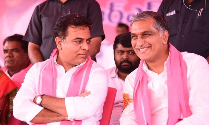Is Harish Raos Role In Telangana Politics-TeluguStop.com