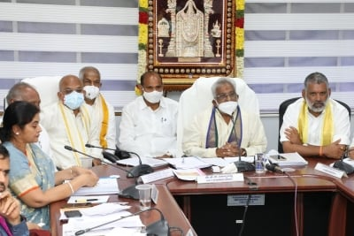 Ttd To Build Temples In Mumbai, Varanasi-TeluguStop.com