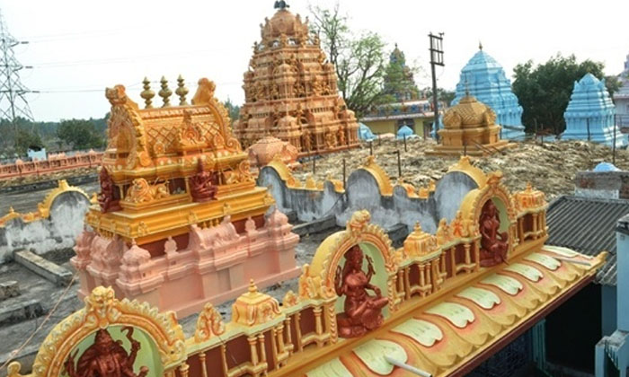 Do You Know Anything About Puruhotika Devi Temple-TeluguStop.com