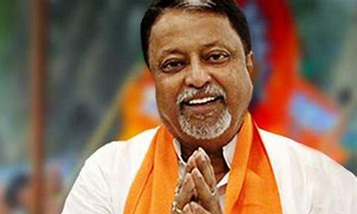 West Bengal Bjp Leader Joins In Tmc-TeluguStop.com