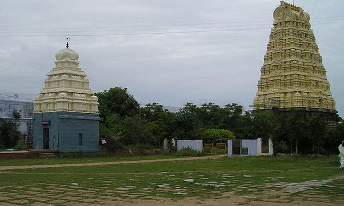 What Is The Significance Of The Five Panchabutha Lingalu-TeluguStop.com