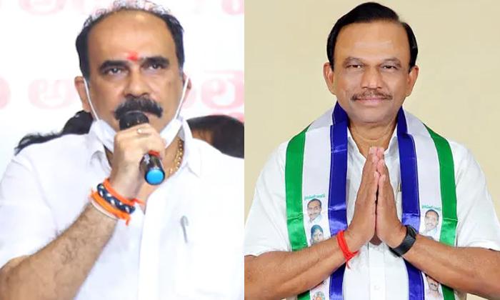 Ap Ycp Leaders Are Troubling Over Supply Of Anandayya Corona Medicine-మంత్రి వర్సెస్ ఎంపీ.. ఆనందయ్య మందుపై వైసీపీలో రచ్చ-Latest News - Telugu-Telugu Tollywood Photo Image-TeluguStop.com