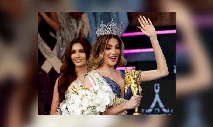 13 Members Tested Positive In Bangkok Beauty Contest-TeluguStop.com