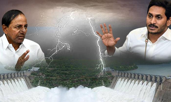 Telugu Ap And Tg Water Issue, Bjp, Gajendra Shakevath, Somu Veeraaju, Tdp, Trs, Ysrcp-Telugu Political News