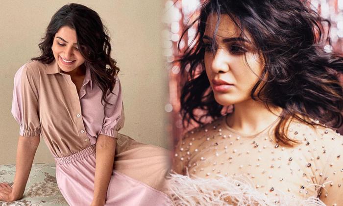 Actress Samantha Akkineni Gorgeous Look Images Goes Viral-telugu Actress Hot Photos Actress Samantha Akkineni Gorgeous L High Resolution Photo
