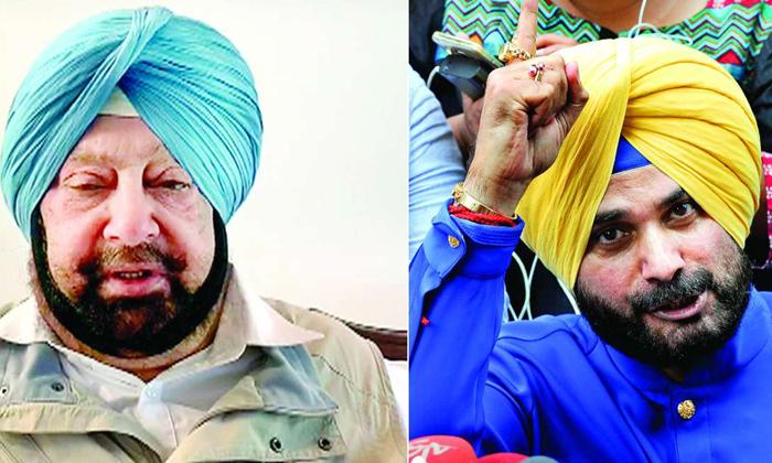 Amarinder Singh Faction Says Punjabi Cc Chief Sidhu Should Apologize-TeluguStop.com