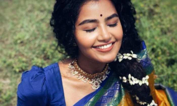 Anupama Parameswaran About Body Shaming-TeluguStop.com