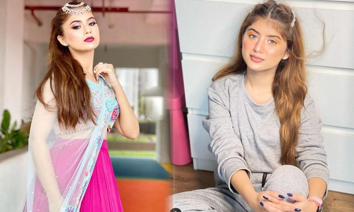 Beautiful Actress Sayyed Arishfa Khan New Candid Clicks - Telugu Actress Sayyed Arishfa Khan Beautiful Sizzling Images High Resolution Photo