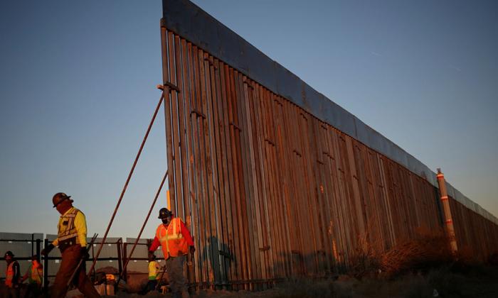 Telugu Americans Money, Border Wall Construction, Donald Trump, Immigrants, Joe Biden, Joe Biden Spending Two Billion Dollars To Stop Border Wall Construction, Nri News-Telugu NRI