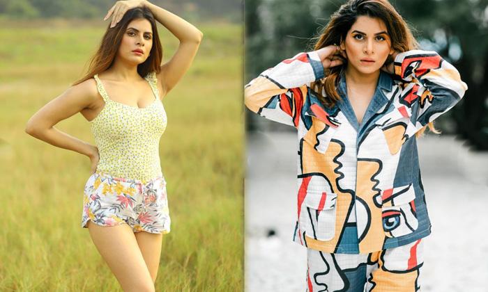 Bollywood Actress Isha Anand Sharma Beautiful Clicks - Telugu Isha Anand Sharma Ihot Stills Ilatest Movie News Poses In High Resolution Photo
