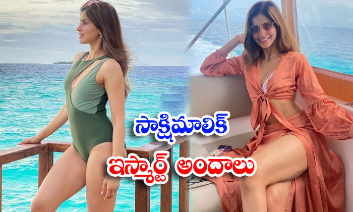 Bollywood hot beauty sakshi malik Raises the hotness quotient in these pictures-సాక్షి మాలిక్ ఇస్మార