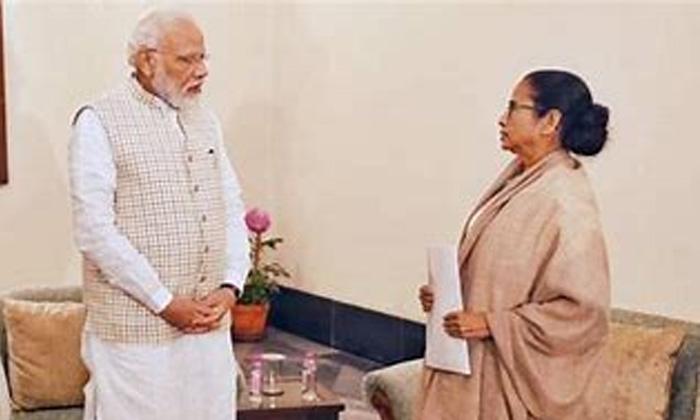 Cm Mamata Banerjee To Meet Pm Modi-TeluguStop.com