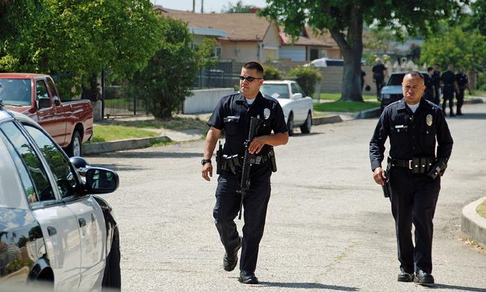 Bullet Explodes Again In America Tearful Incident In California-TeluguStop.com