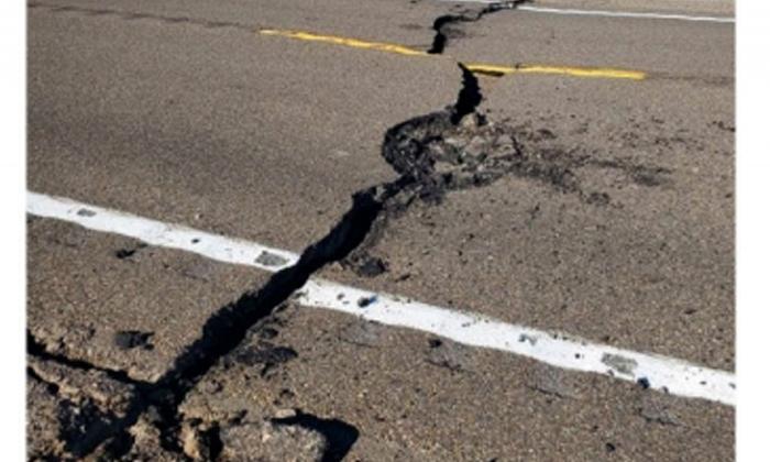 Earthquakes In Delhi-TeluguStop.com