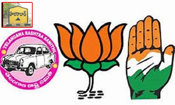 Excitement Over Congress Strategy For Huzurabad Victory Telangana Politics-TeluguStop.com