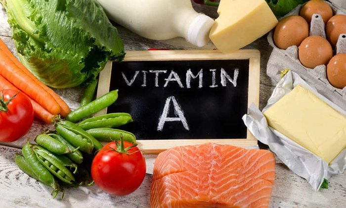 These Foods Help To Get Rid Of Vitamin A Deficiency-TeluguStop.com