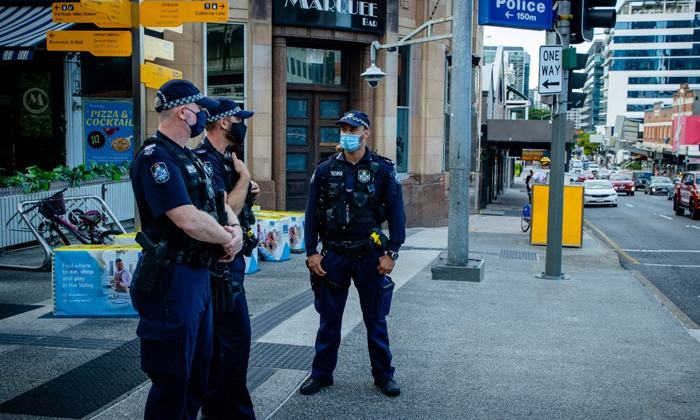 Australias Third Largest City Of Brisbane To Enter Covid Lockdown-TeluguStop.com