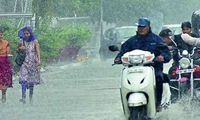 Heavy Rains In Telangana Coming Three Days Department Of Meteorology-TeluguStop.com