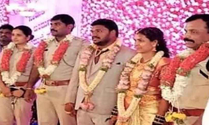 Ig Action Police Attends Accused Person Marriage-TeluguStop.com