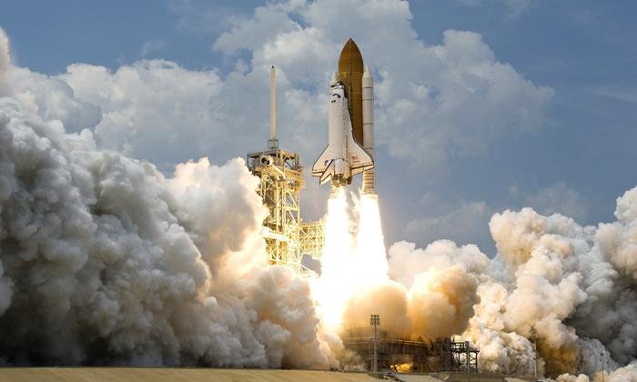 Space Tourism Rockets Emit 100 Times More Per Passenger Than Flights-TeluguStop.com