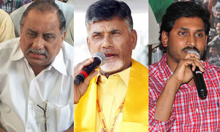 Political Silence On Mudragada Padmanabam What Is The Reason-TeluguStop.com
