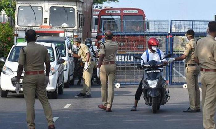Two Days Lock Down At Kerala-TeluguStop.com