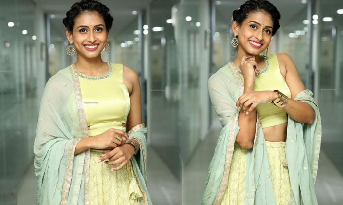 Kollywood Telivision Actress Nitya Naresh Looks Classy And Elegant In This Pictures - Telugu Nitya Naresh Latest Stills High Resolution Photo