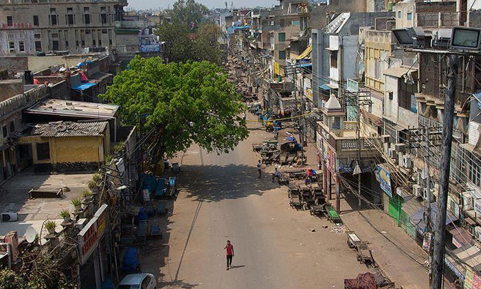 Telugu Corona Cases Increased, Corona Virus, India 2021, Is Again Lockdown In India 2021, Kerala State Announced Lock Down, Lock Down In Telugu States, Lockdown-Latest News - Telugu