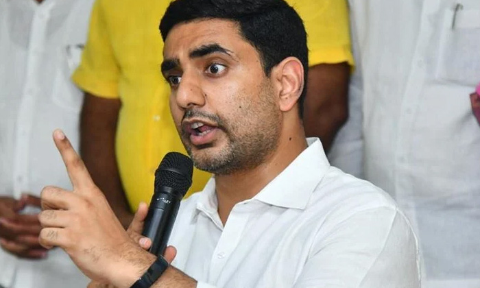 Nara Lokesh Made Serious Comments On Ycp Leaders-TeluguStop.com