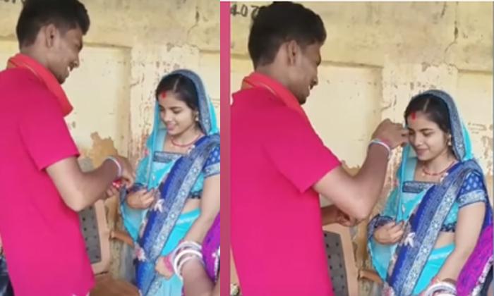 Nephew Married To The His Mother In Law In Bihar-TeluguStop.com