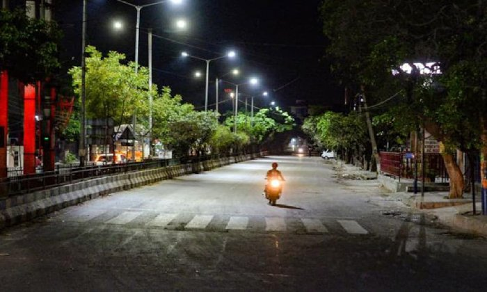 Night Curfew Extended For Two More Weeks In Ap-TeluguStop.com