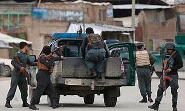 Telugu Afghanistan, Kandaharu Pravvins, Latest News, Nato, Talibhans, Terrorist Attack-Latest News - Telugu