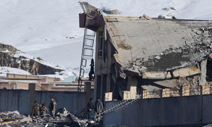 One Hundred Killed In Terrorist Attack In Afghanistan-TeluguStop.com