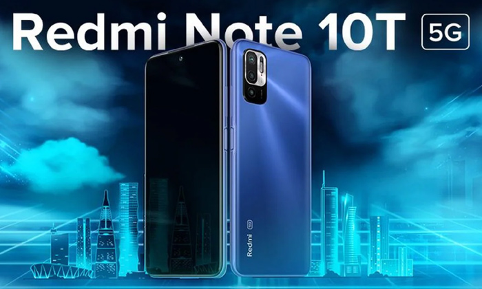 Telugu 10t 5g Mobile Features, New Mobile, Redmi, Redmi Note 10t Amazon, Redmi Note 10t Price, Redmi Note 10t Specifications, Xiaomi, Xiaomi Launches 10t 5g Mobile In India-Latest News - Telugu