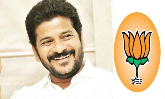 Rewanth Is Squabbling In Bjp They Are All In Ionic-TeluguStop.com