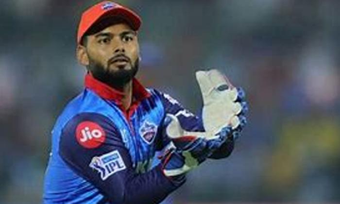 Rishab Panth Is Back Covid Hosipital Carona Virus-TeluguStop.com