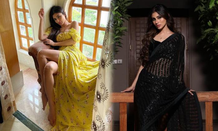 Social Media Influencer Beauty Actress Mouni Roy Glamorous Images-telugu Actress Hot Photos Social Media Influencer Beau High Resolution Photo