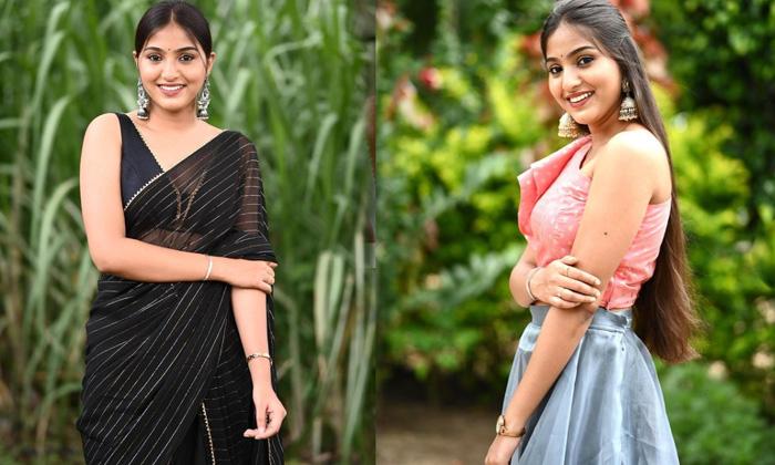 South Indian Actress Pranavi Manukonda New Stylish Images - Telugu Pranavi Manukonda Gallery Hd Images Photos Instagram High Resolution Photo