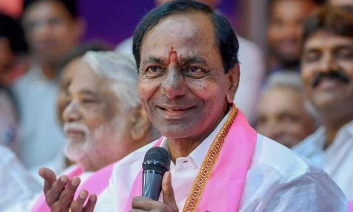 Kcr Selected On Trs Hujurabad Candidate-TeluguStop.com