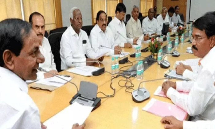 Telangana Cabinet Meeting Scheduled For August 1-TeluguStop.com
